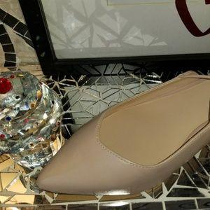 Nine West Shoes - Nine West Eladiao Tan Leather Wedges